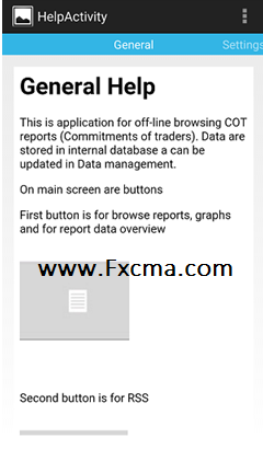 www.Fxcma.com , Cot Analysis Android