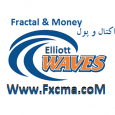 www.fxcma.com, Elliott Wave - Fractal تئوری الیوت ویو فراکتال